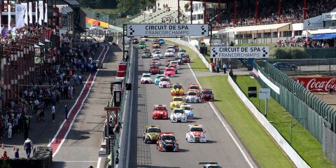 25 Hours VW Fun Cup 2015