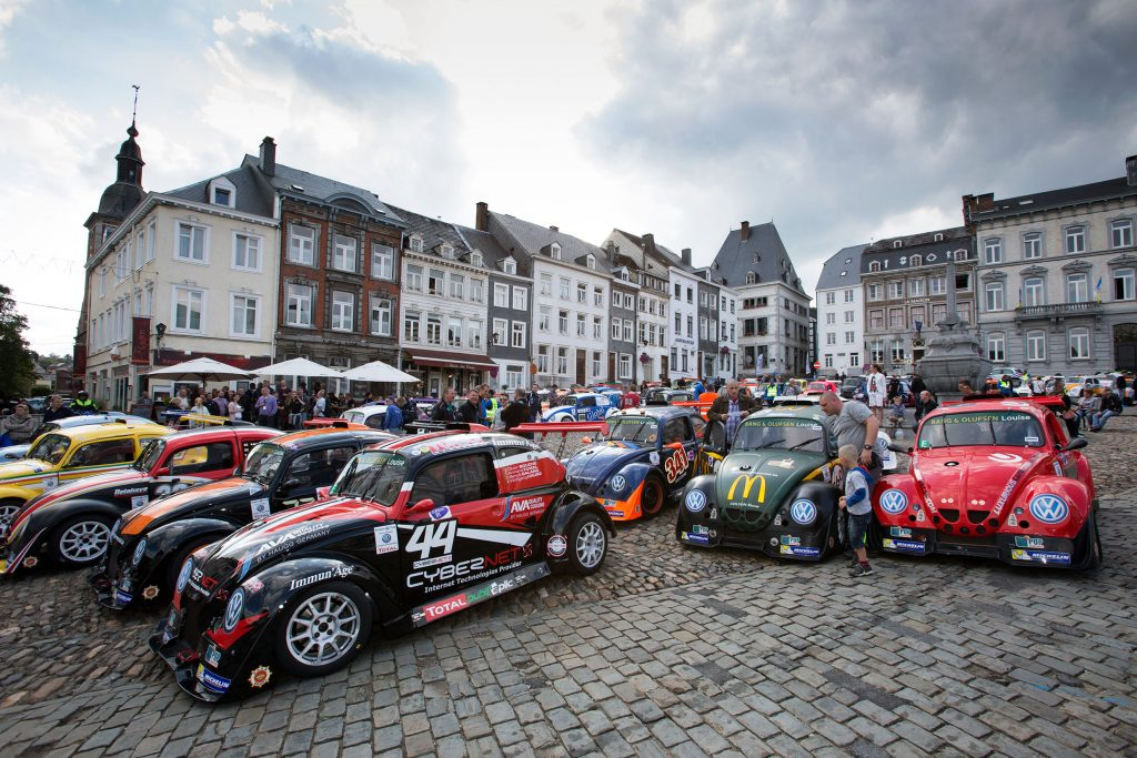 25 Hours VW Fun Cup Stavelot