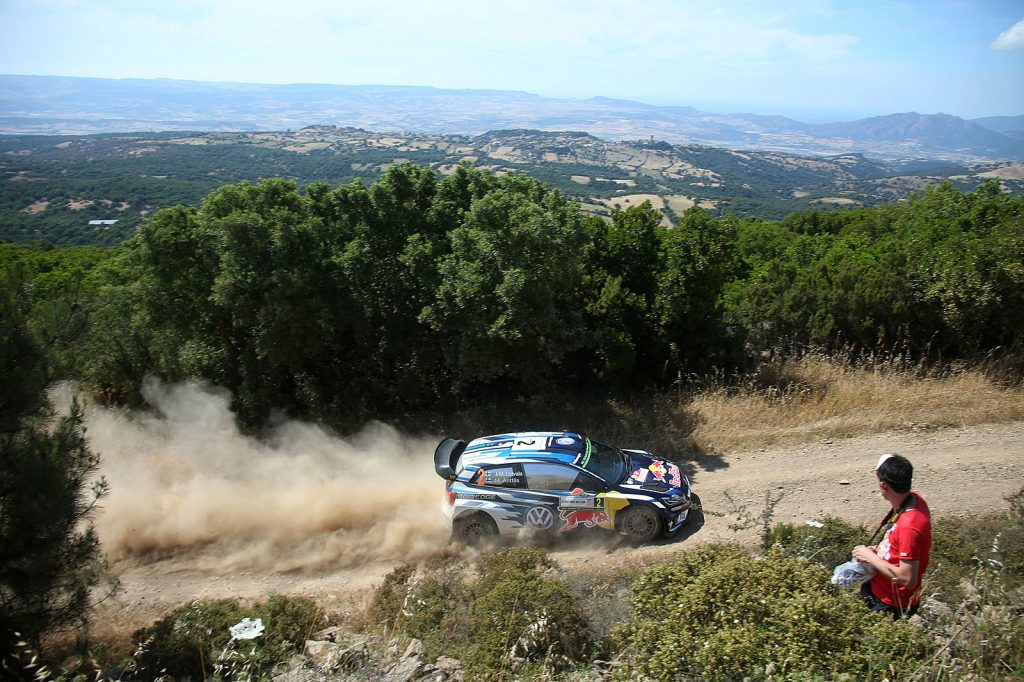 20160611: PORTO-PORTUGAL VOLKSWAGEN TEAM IN ACTION ON THE SECOND DAY OF RALLY SARDINIA 2016