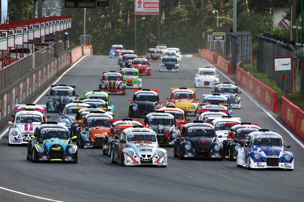 VW Fun Cup - 24 Hours of Zolder