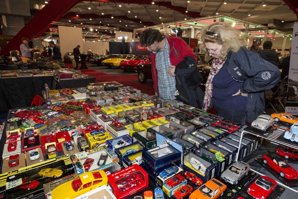 Brussel 5 november 2015. Brussels Expo - Interclassics Brussel 2015. Foto: Harry Heuts